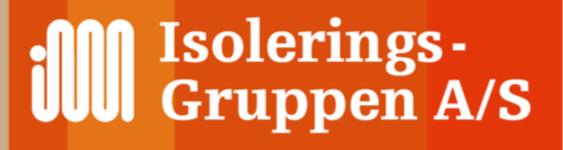 Autoriseret ISOVER-isolatør